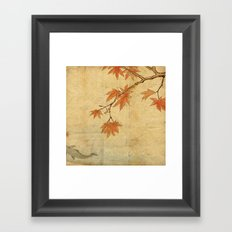 Asiafoldantique Framed Art Print