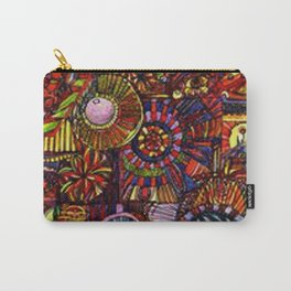 """carnival"" Carry-All Pouch"