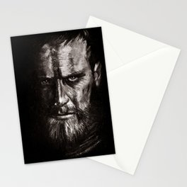 Black Desires Stationery Cards