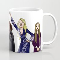 supreme Mugs featuring Behold, Your New Supreme by Dan Paul Roberts