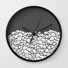 minima - bundle Wall Clock