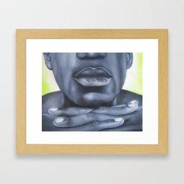 Moor Framed Art Print