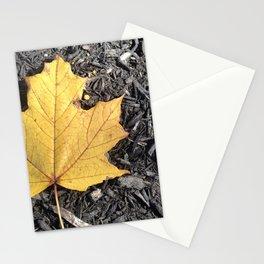 Lone Leaf Stationery Cards