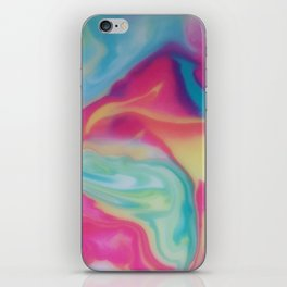 Milky Way Constant Motion iPhone Skin