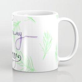 All of my tomorrows Coffee Mug