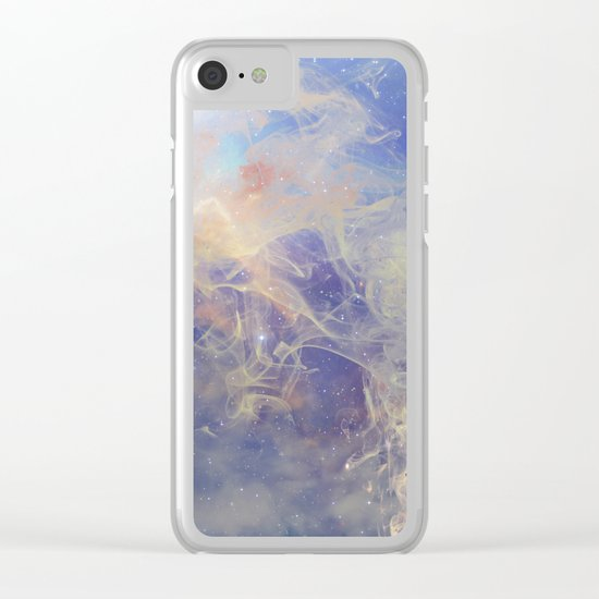 The Great Constellation Clear iPhone Case