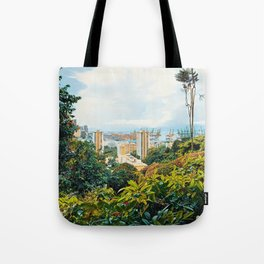 Mount Faber Tote Bag
