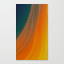 ABSTRACT.DAWNHUE Canvas Print