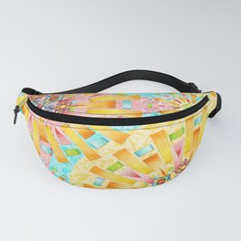 South Beach Summer Fanny Pack