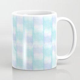 Watercolor Cubes Coffee Mug
