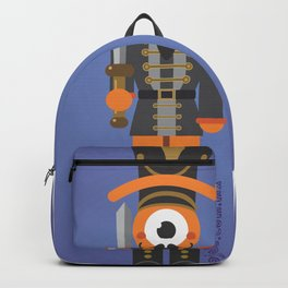 nutcracker glance Backpack