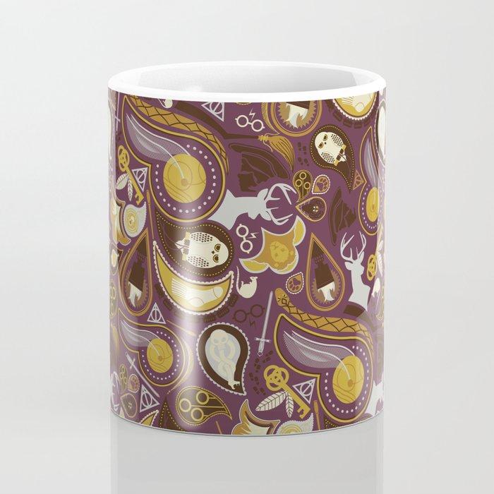 Potter Paisley Coffee Mug
