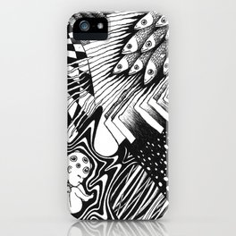 PSYKE2 iPhone Case