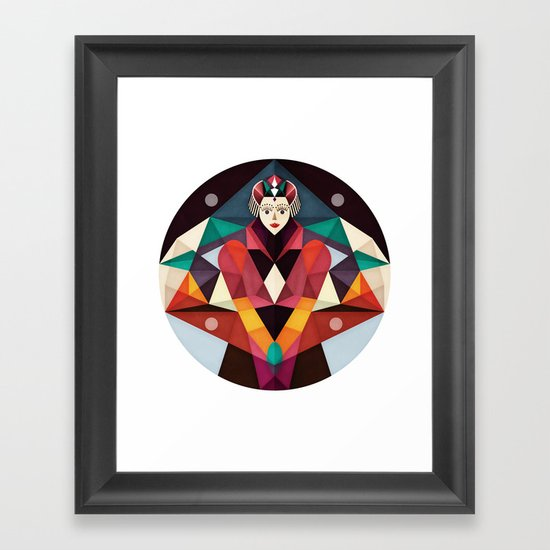 Ciresa  Framed Art Print