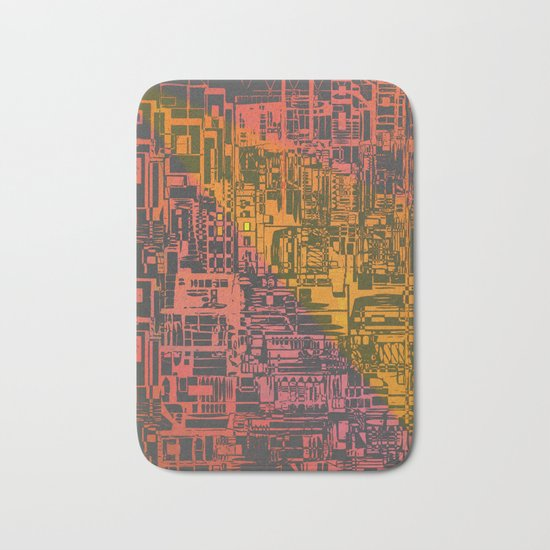Where Are YOU / Density Series Bath Mat