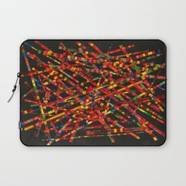 My Favorite Fall Color Is Plaid Laptop Sleeve