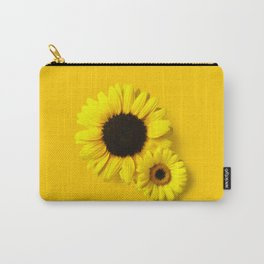 You're a Sunflower Carry-All Pouch