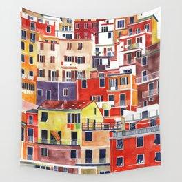 Cinque Terre vol 3 Wall Tapestry