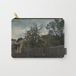 Charming Cottage Carry-All Pouch