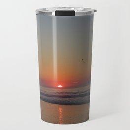 Sunrise LBI Travel Mug