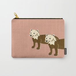 Year of the dog : Speothos bush-dog 1 Carry-All Pouch
