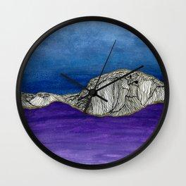 Dream Land #2 Wall Clock