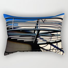 E V - Metal On Metal Rectangular Pillow