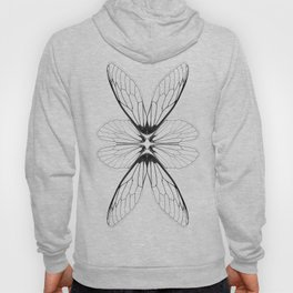 Cicada wings Hoody