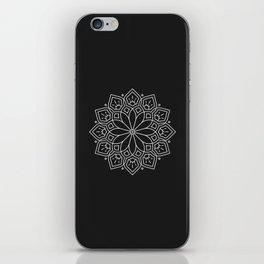 Mandala LII iPhone Skin