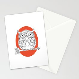 Let the Wisdom guide you Stationery Cards