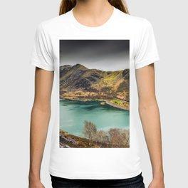 Llyn Peris Snowdonia T-shirt