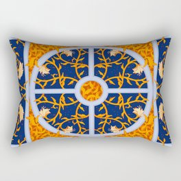 Celestial Vines Rectangular Pillow