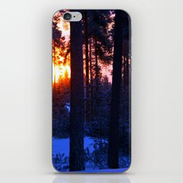 Winter Solstice iPhone Skin