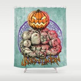 JACKED O' LANTERN Shower Curtain