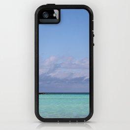 Caribbean Clouds iPhone Case