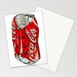 Pop Coke Stationery Cards