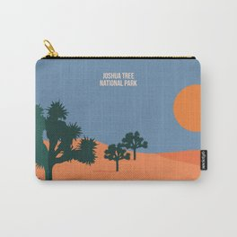 Enjoy The Sun And Explore The Wilderness Of The Joshua Tree National Park Carry-All Pouch