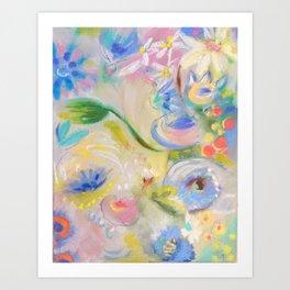 Earthly Delight Art Print