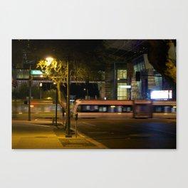 Night Motion Canvas Print