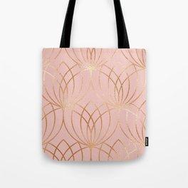 Geometric Glam 02 Tote Bag