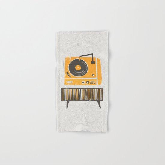 Vinyl Deck Hand & Bath Towel