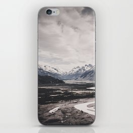 Andes and Patagonia iPhone Skin