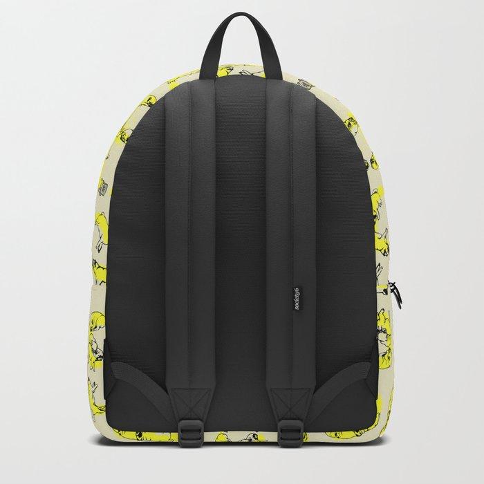 Pugs Prank Backpack