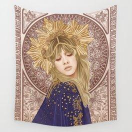 Stevie Nicks Poster, Fleet-wood Mac Poster, Wall Decor, Home Decor, Custom Poster, Custom Art, Living Room Decor, Hand Rock, Work Art Wall Tapestry