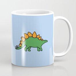 Cute Stegosaurus Coffee Mug