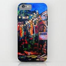 Nighttime Cafe Tough Case iPhone 6