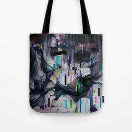 Sad anime aesthetic - no more love Tote Bag
