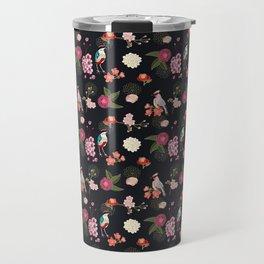 Eastern delight Japanese garden Travel Mug