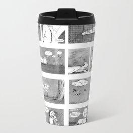 Luni's World Metal Travel Mug