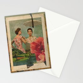 Sunday At The Park Stationery Cards